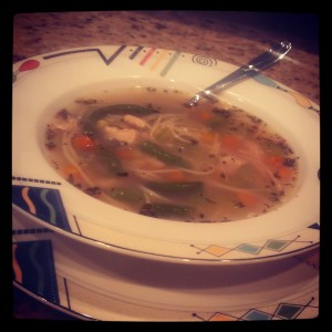 whatever chicken soup